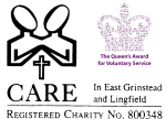CARE in East Grinstead and Lingfield